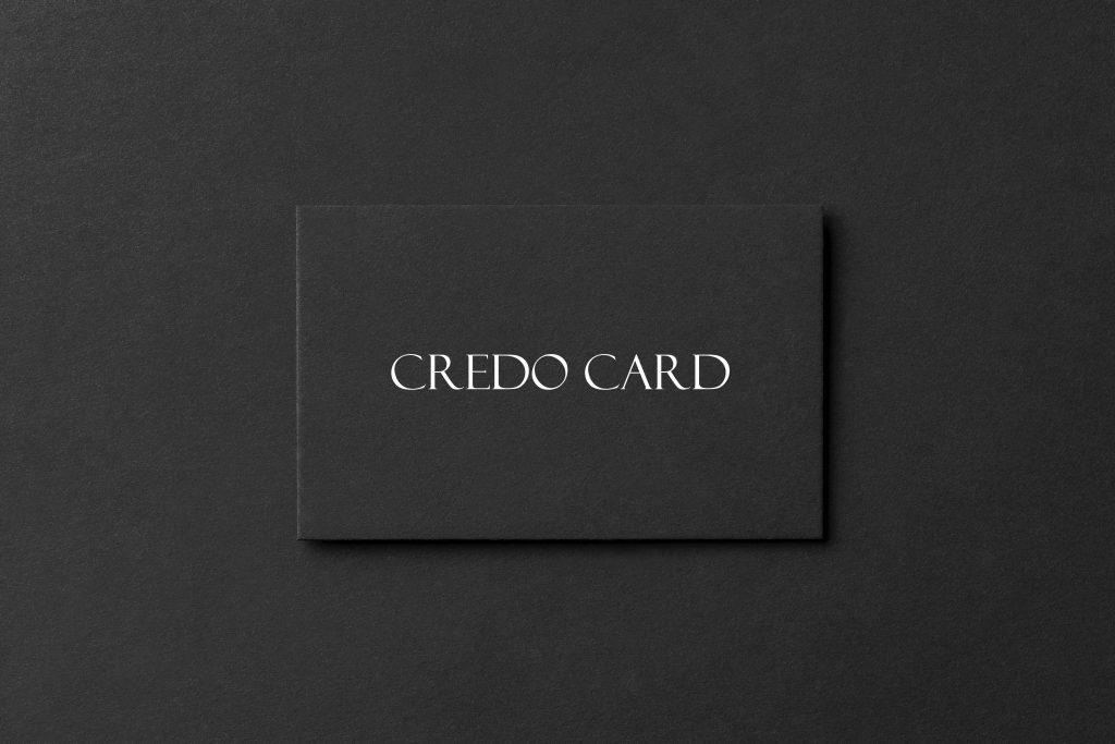 クレドカード